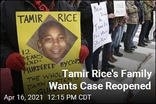 Family of Tamir Rice Wants Case Reopened