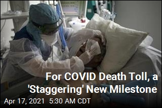 For COVID Death Toll, a 'Staggering' New Milestone