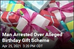 Man Accused of Dating 35 Women for the Birthday Gifts