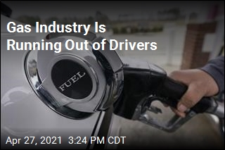 Gas Industry Is Running Out of Drivers