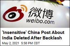'Insensitive' China Post About India Deleted After Backlash