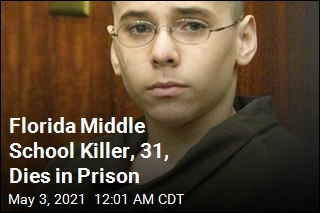 Florida Middle School Killer Dies in Prison at 31