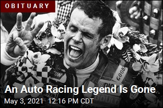 An Auto Racing Legend Is Gone