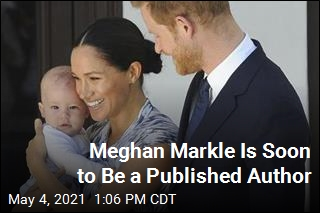 Markle to Release Book Inspired by Harry, Archie