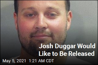 Josh Duggar Argues He Should Be Released