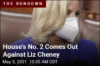 GOP Bid to Oust Liz Cheney Just Got Stronger