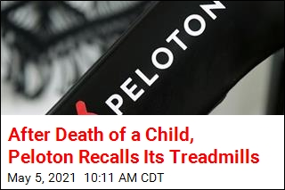 After Death of a Child, Peloton Recalls Its Treadmills