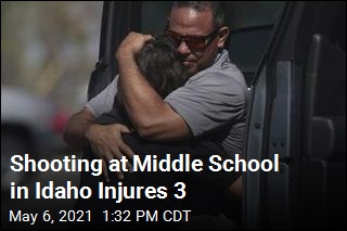 Shooting at Middle School in Idaho Injures 3