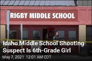 Rigby Middle School Shooting Suspect Is 6th-Grade Girl