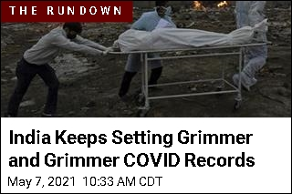 India Keeps Setting Grimmer and Grimmer COVID Records