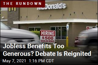 Jobs Report Reignites Debate Over Unemployment Benefits