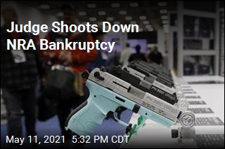 Judge Shoots Down NRA Bankruptcy