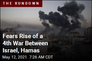 It's 'Worst Fighting Since the 2014 Gaza War'