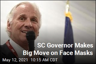 SC Gov. Bans Mask Mandates: 'Goes Against All Logic'