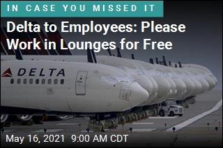 Delta Asks HQ Employees to Volunteer in Airport Lounges