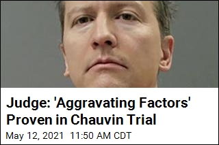 Judge Clears the Way for Longer Chauvin Sentence