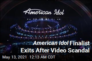 American Idol Finalist Exits Over Video Scandal