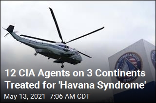 12 CIA Agents on 3 Continents Treated for 'Havana Syndrome'