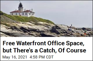 Free Waterfront Office Space, but There's a Catch, Of Course