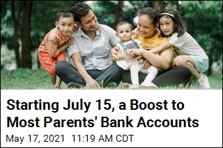 Most Parents to See Monthly Cash for Kids Starting in July