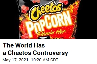 The World Has a Cheetos Controversy