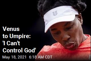 Venus to Umpire: Talk to God