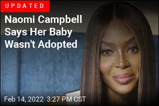 Naomi Campbell Is First-Time Mom at 50