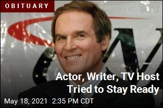 Actor, Writer, TV Host Tried to Stay Ready