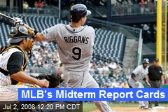 MLB's Midterm Report Cards