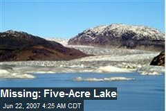Missing: Five-Acre Lake