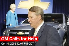 GM Calls for Help