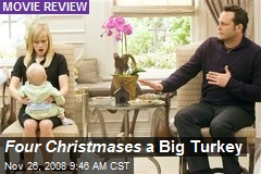 Four Christmases a Big Turkey