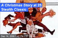 A Christmas Story at 25: Stealth Classic