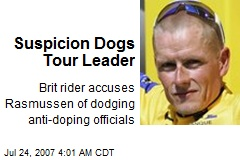 Suspicion Dogs Tour Leader
