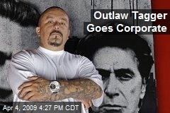 Outlaw Tagger Goes Corporate