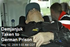 Demjanjuk Taken to German Prison