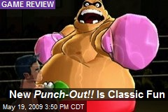 New Punch-Out!! Is Classic Fun