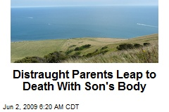 Distraught Parents Leap to Death With Son's Body