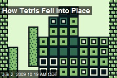How Tetris Fell Into Place
