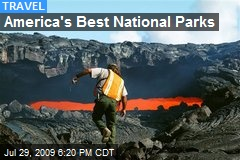 America's Best National Parks