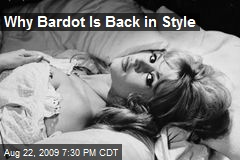 Why Bardot Is Back in Style