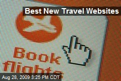 Best New Travel Websites