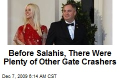 Before Salahis, There Were Plenty of Other Gate Crashers