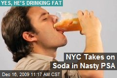 NYC Takes on Soda in Nasty PSA