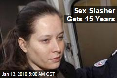 Sex Slasher Gets 15 Years