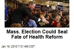 Mass. Election Could Seal Fate of Health Reform