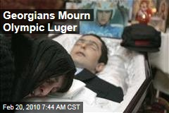 Georgians Mourn Olympic Luger