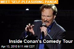 Inside Conan's Comedy Tour