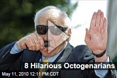 8 Hilarious Octogenarians