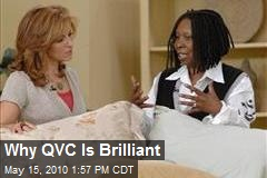 Why QVC Is Brilliant
